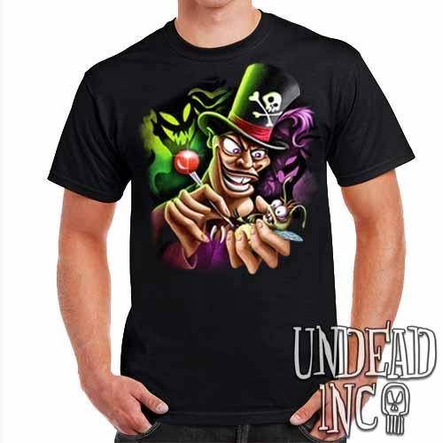 Villains Dr Facilier Voodoo Ray - Mens T Shirt