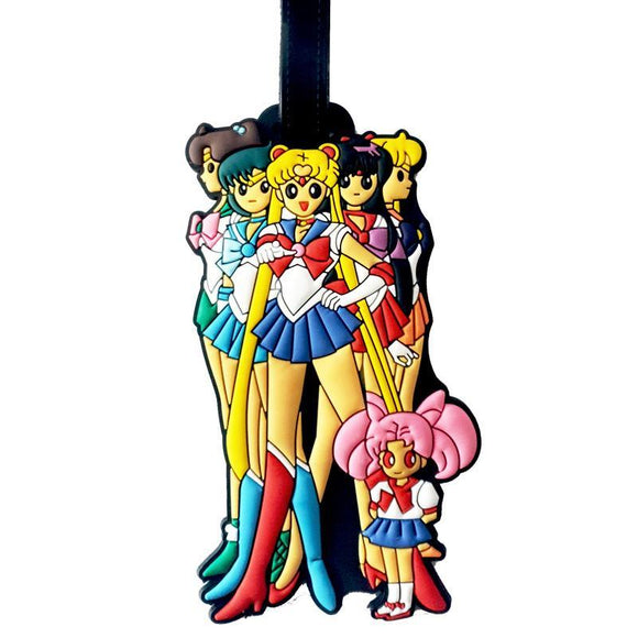 Sailor Moon Bag Tag