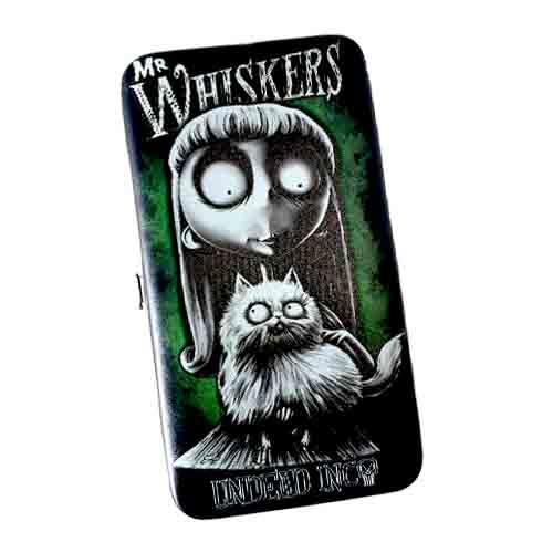 Mr Whiskers Undead Inc Hinge Long Line Wallet