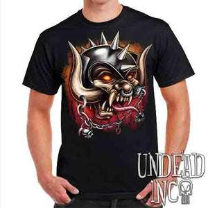 Warpig Motorhead - Mens T Shirt