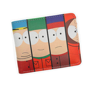 Southpark PU Leather Wallet