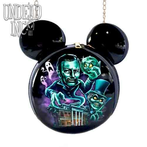 Walt's Haunted Mansion Limited Edition Undead Inc Shoulder / Cross Body Bag