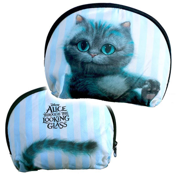 Baby Cheshire Cat - Alice Through The Looking Glass Makeup Cosmetics Bag