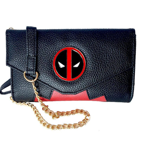 Deadpool Shoulder Bag / Clutch Purse