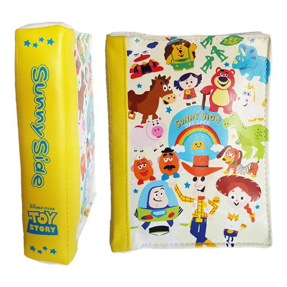 Disney Toy Story Sunny Side Story Book Makeup Cosmetics Bag - Undead Inc Cosmetics Bag,