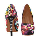 Alice In Wonderland Zombie Land Platform High Heels - Undead Inc High Heels,