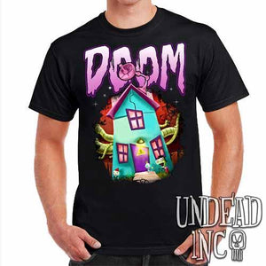 Invader Zim Gir House Of DOOM- Mens T Shirt
