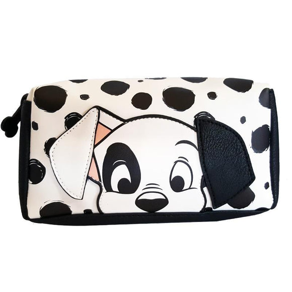 Disney 101 Dalmatians Makeup Cosmetics Bag - Undead Inc Cosmetics Bag,
