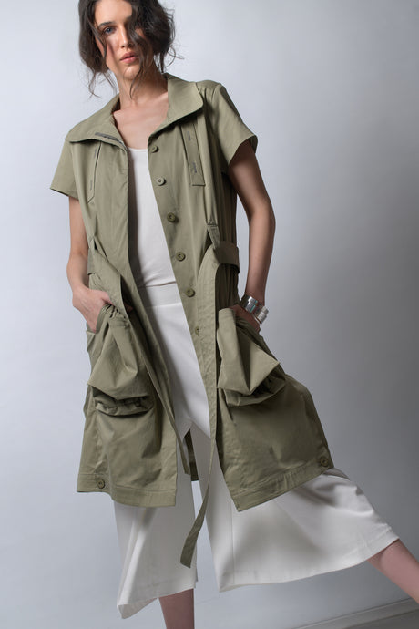 Womens trench jacket allbases