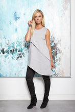 womens top with asymmetric hemlines allbases