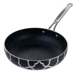 HAPPY FRYING PAN (BLACK)