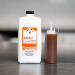 Photo of a Frozenta Signature Caramel Sauce