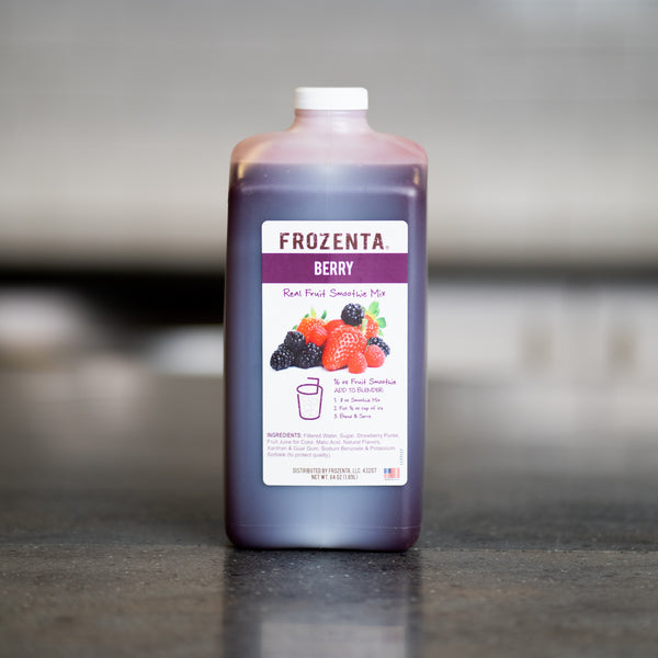 Photo of Berry Smoothie Mix bottle