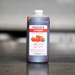 Photo of Strawberry Smoothie Mix bottle