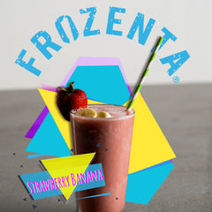 photo of frozenta strawberry banana smoothie