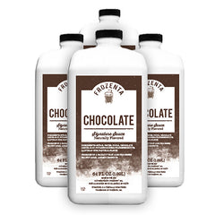 Frozenta Signature Chocolate Sauce - 4 Pack (256 oz.)