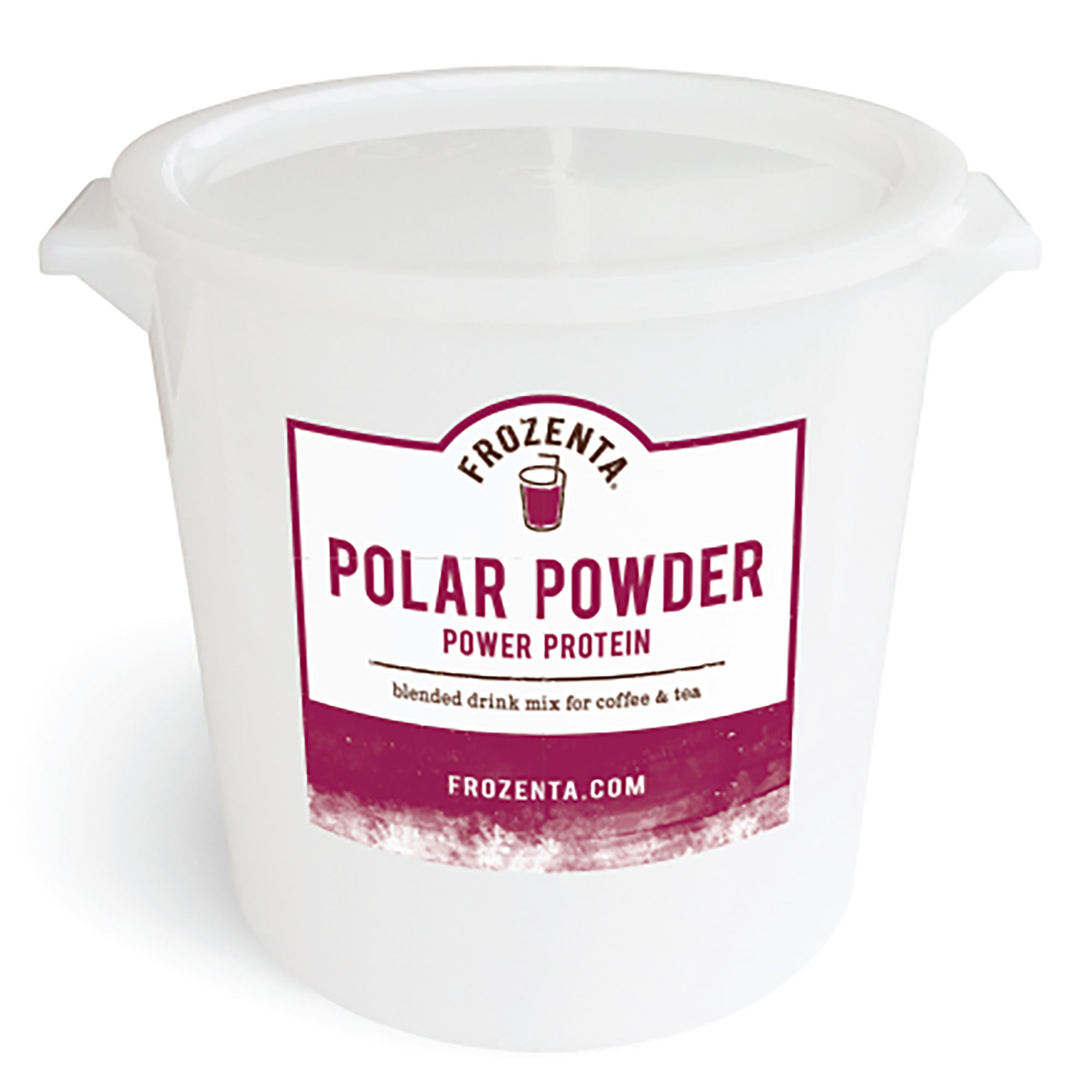 Protein Performance Polar Powder Blended Drink Mix Mixes Sauces For Coffee Shop Drinks Frozenta