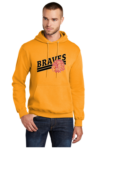 Unisex Braves w/chief