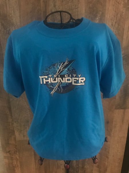 TC Thunder Port & Company® Youth Core Cotton Tee