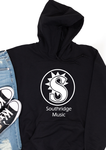 SHS Music Dept Hoodie- Black or Navy Unisex