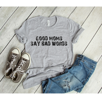 Good Mom's unisex shirt