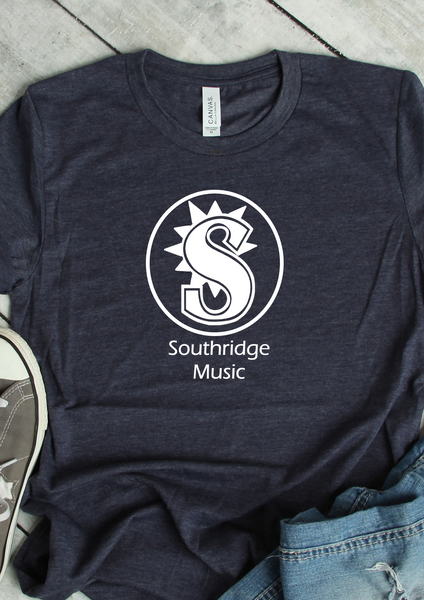 Navy blue SHS Music Dept Tee