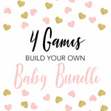 4 build you own baby shower games, printable baby games, funny baby games, popular baby games, labor or porn games sex face game, baby bump game, best baby shower games