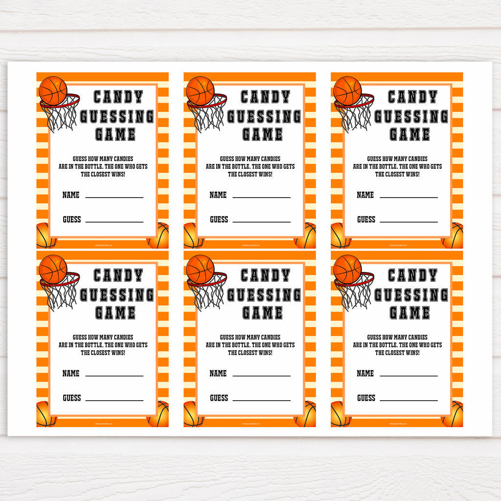 graphic about Guess Who Game Printable identify Sweet Guessing Sport - Basketball