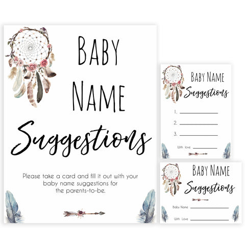 Boho baby games, baby name race baby game, fun baby games, printable baby games, top 10 baby games, boho baby shower, baby games, hilarious baby games