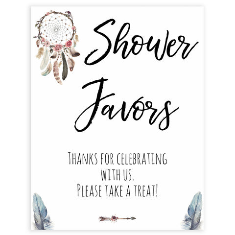 boho baby signs, shower favours, favor baby signs, printable baby signs, boho baby decor, fun baby signs, baby shower signs, baby shower decor