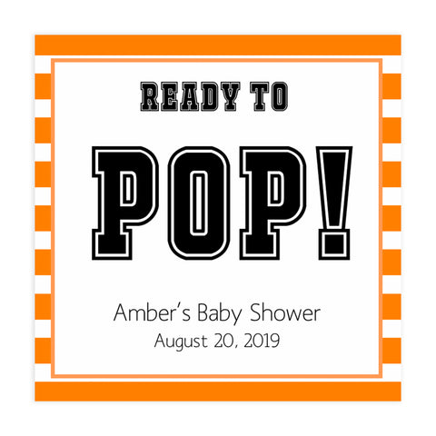 ready to pop tags, pop tags, Printable baby shower games, basketball fun baby games, baby shower games, fun baby shower ideas, top baby shower ideas, basketball baby shower, basketball baby shower ideas
