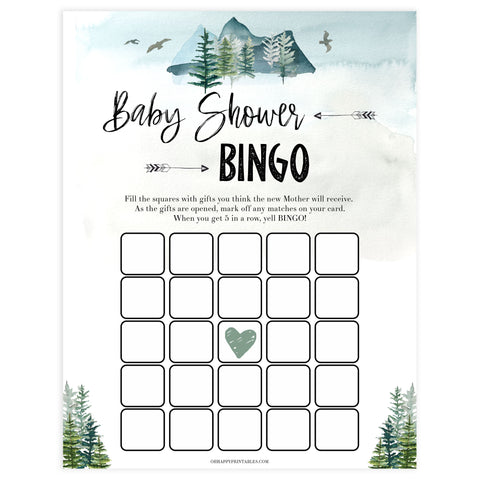 baby shower bingo game, Printable baby shower games, adventure awaits baby games, baby shower games, fun baby shower ideas, top baby shower ideas, adventure awaits baby shower, baby shower games, fun adventure baby shower ideas