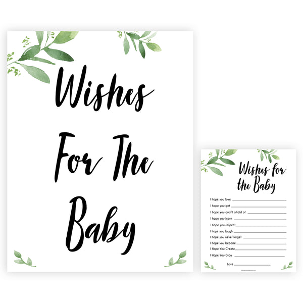botanical wishes for the baby baby shower games, printable baby shower games, fun baby shower games, popular baby shower games