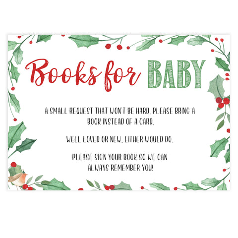 Christmas baby shower games, bring a book, books for baby,, festive baby shower games, best baby shower games, top 10 baby games, baby shower ideas, baby shower games