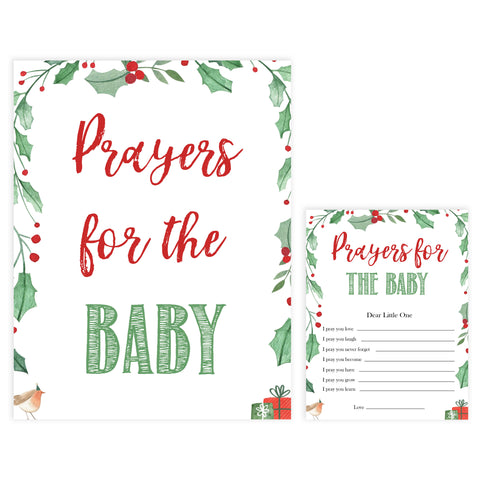 Christmas baby shower games, prayers for baby, festive baby shower games, best baby shower games, top 10 baby games, baby shower ideas, baby shower games