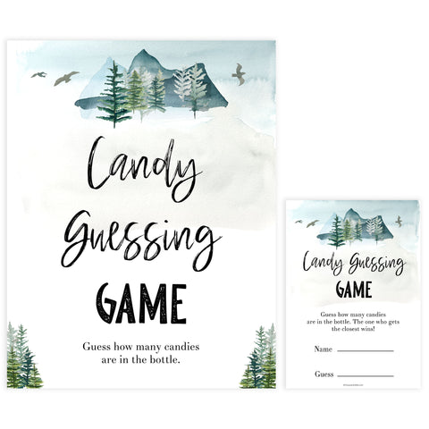 candy guessing game, Printable baby shower games, adventure awaits baby games, baby shower games, fun baby shower ideas, top baby shower ideas, adventure awaits baby shower, baby shower games, fun adventure baby shower ideas