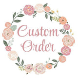 Custom Order - Photobooth