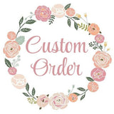 Custom Baby Shower Games Order