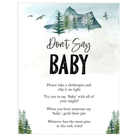 dont say baby game, Adventure awaits baby game, Adventure awaits baby shower, Adventure awaits games, Adventure baby games, Adventure baby shower, Adventure awaits, Baby adventure,