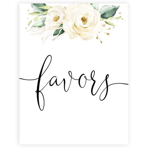 favors bridal shower sign, Printable bridal shower signs, floral bridal shower decor, floral bridal shower decor ideas, fun bridal shower decor, bridal shower game ideas, floral bridal shower ideas