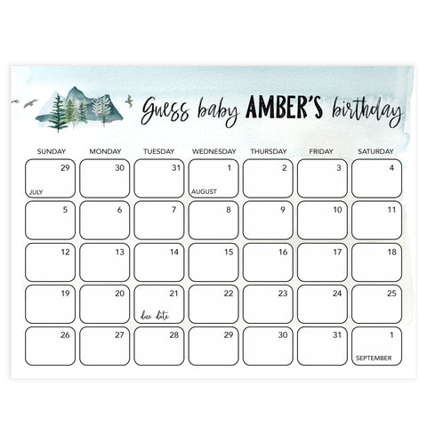 guess the baby birthday game, Printable baby shower games, adventure awaits baby games, baby shower games, fun baby shower ideas, top baby shower ideas, adventure awaits baby shower, baby shower games, fun adventure baby shower ideas