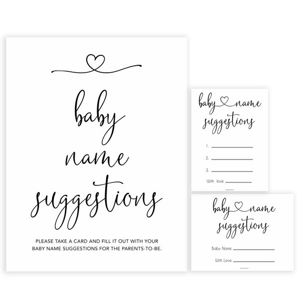 Minimalist baby shower games, baby name suggestions baby games, 10 baby game bundles, fun baby games, printable baby games, top baby games, popular baby games, labor or porn games, neutral baby games, gender reveal games