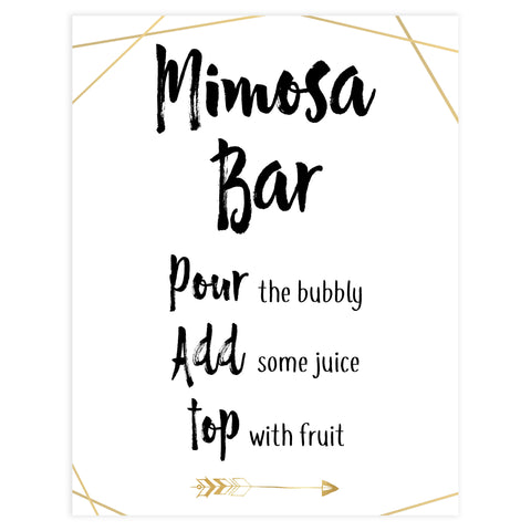 mimosa bar sign, mimosa bride tribe table sign, Printable bridal shower signs, friends bridal shower decor, friends bridal shower decor ideas, fun bridal shower decor, bridal shower game ideas, friends bridal shower ideas