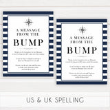 Nautical baby shower games, message from the bump baby shower games, printable baby shower games, baby shower games, fun baby games, ahoy its a boy, popular baby shower games, sailor baby games, boat baby games