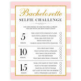 parisian bachelorette games, bachelorette selfie challenge game, bridal shower games, naughty bridal games, dirty bachelorette games, top bridal games