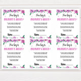 Purple peonies how big is mommys belly baby shower games, printable baby shower games, fun baby shower games, baby shower games, popular baby shower games, floral baby shower games, purple baby shower themes