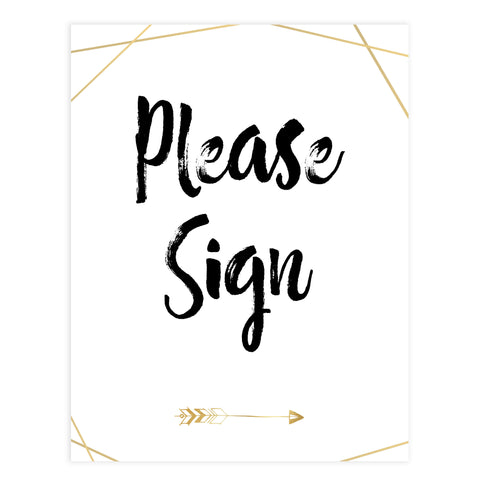 please sign printable bridal shower sign, bride tribe signs, bride tribe decor, fun bridal shower ideas