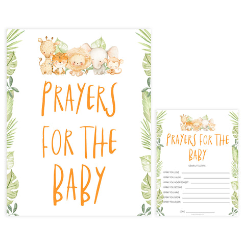 prayers for the baby game, Printable baby shower games, safari animals baby games, baby shower games, fun baby shower ideas, top baby shower ideas, safari animals baby shower, baby shower games, fun baby shower ideas