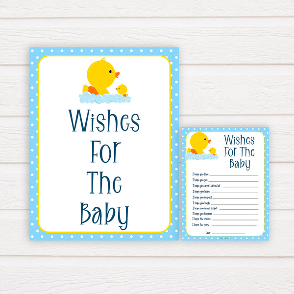 rubber ducky baby games, wishes for the baby baby game, printable baby games, baby shower games, rubber ducky baby theme, fun baby games, popular baby games