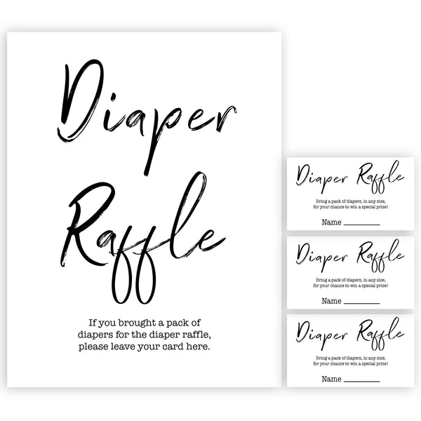 gender neutral baby shower games, diaper raffle baby games, printable baby shower, popular baby games, fun baby games, baby shower games